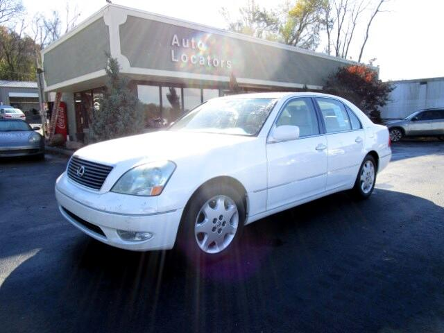 2001 Lexus LS 430 Please feel free to contact us toll free at 866-223-9565 for more information abo