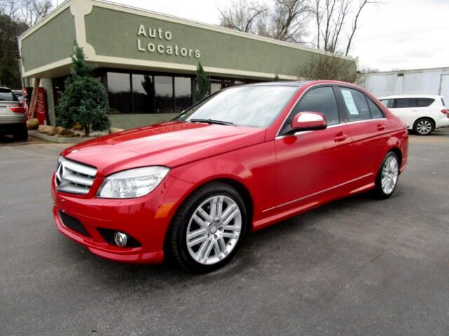 2008 Mercedes C-Class Please feel free to contact us toll free at 866-223-9565 for more information