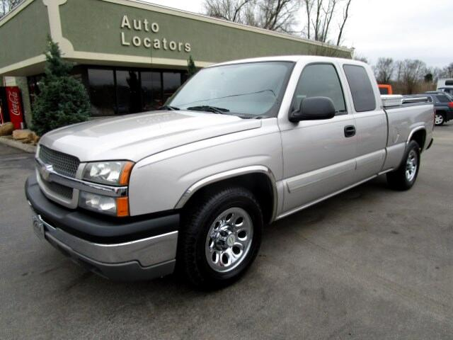 2004 Chevrolet Silverado 1500 Please feel free to contact us toll free at 866-223-9565 for more inf