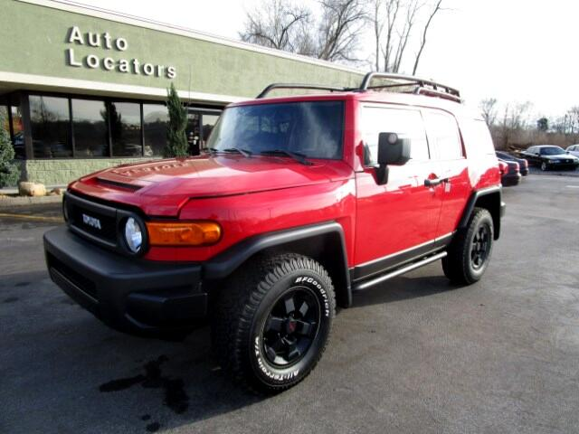 2012 Toyota FJ Cruiser Please feel free to contact us toll free at 866-223-9565 for more informatio