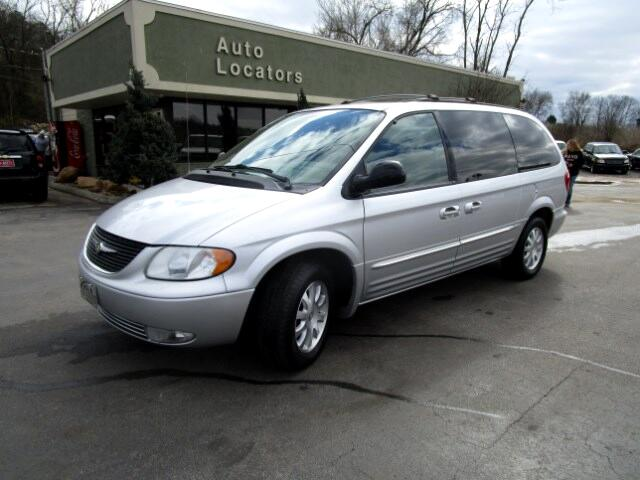 2003 Chrysler Town  Country Please feel free to contact us toll free at 866-223-9565 for more info