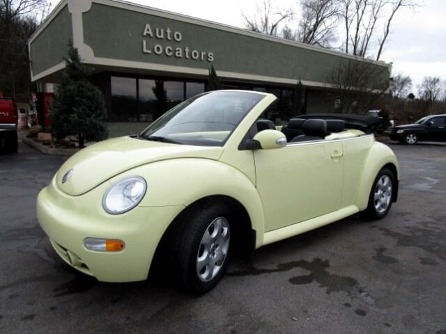 2003 Volkswagen New Beetle Please feel free to contact us toll free at 866-223-9565 for more inform