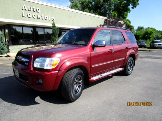 2007 Toyota Sequoia Please feel free to contact us toll free at 866-223-9565 for more information a
