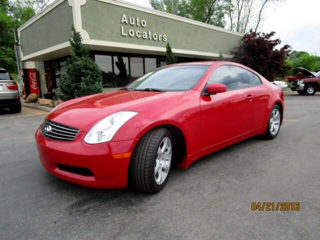 2006 Infiniti G35 Please feel free to contact us toll free at 866-223-9565 for more information abo