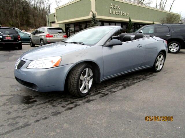 2007 Pontiac G6 Please feel free to contact us toll free at 866-223-9565 for more information about