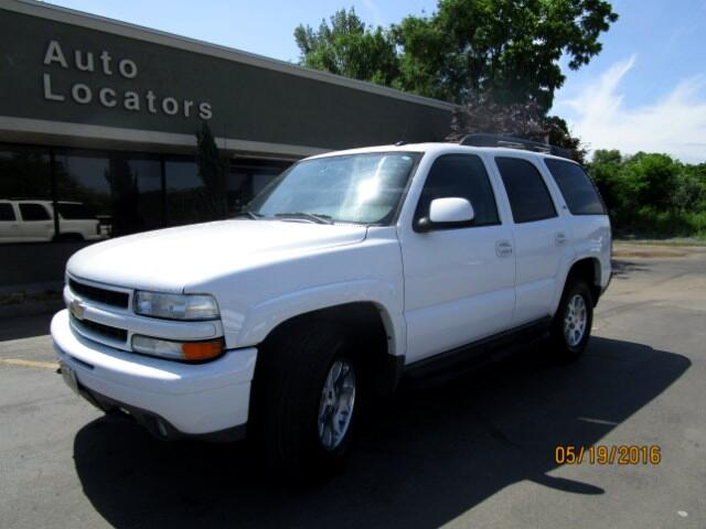 2005 Chevrolet Tahoe Z71 Please feel free to contact us toll free at 866-223-9565 for more informat