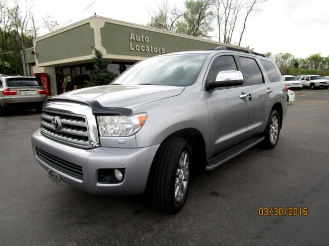 2010 Toyota Sequoia Please feel free to contact us toll free at 866-223-9565 for more information a