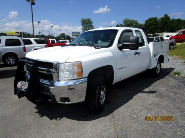 2008 Chevrolet Silverado 2500HD Please feel free to contact us toll free at 866-223-9565 for more i