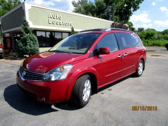 2007 Nissan Quest Please feel free to contact us toll free at 866-223-9565 for more information abo