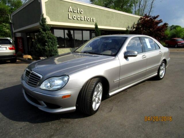 2006 Mercedes S-Class Please feel free to contact us toll free at 866-223-9565 for more information