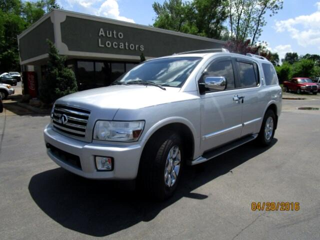 2006 Infiniti QX56 Please feel free to contact us toll free at 866-223-9565 for more information ab