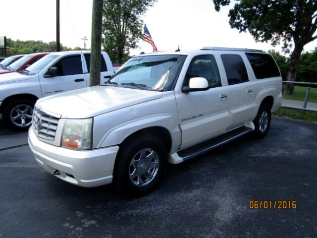 2004 Cadillac Escalade Please feel free to contact us toll free at 866-223-9565 for more informatio