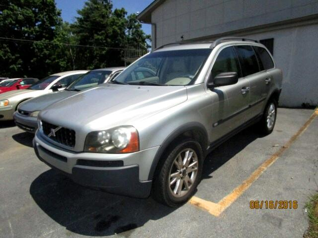 2004 Volvo XC90 Please feel free to contact us toll free at 866-223-9565 for more information about