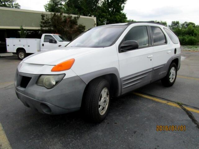 2001 Pontiac Aztek Please feel free to contact us toll free at 866-223-9565 for more information ab