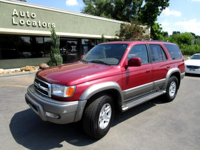2000 Toyota 4Runner Please feel free to contact us toll free at 866-223-9565 for more information a