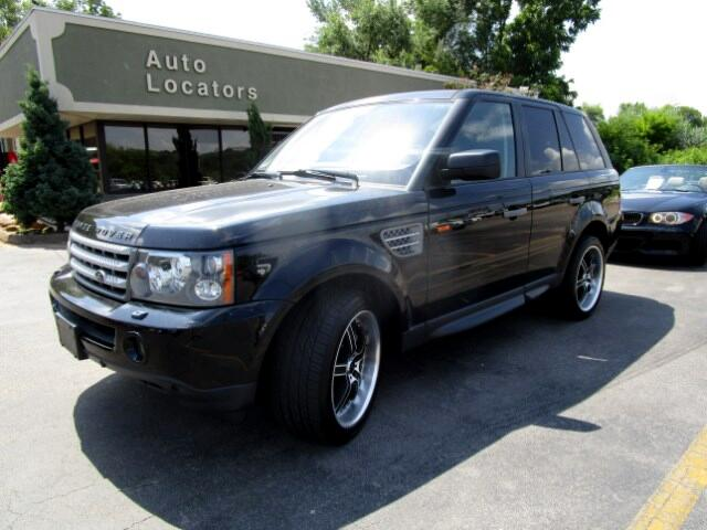 2008 Land Rover Range Rover Sport Please feel free to contact us toll free at 866-223-9565 for more