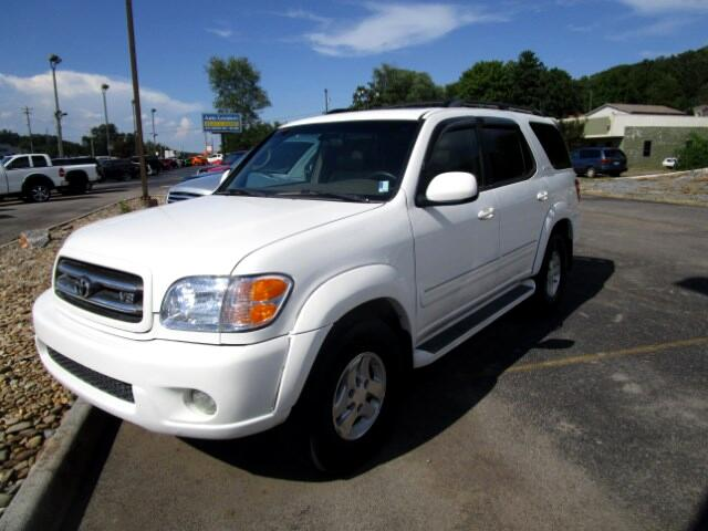 2001 Toyota Sequoia Please feel free to contact us toll free at 866-223-9565 for more information a