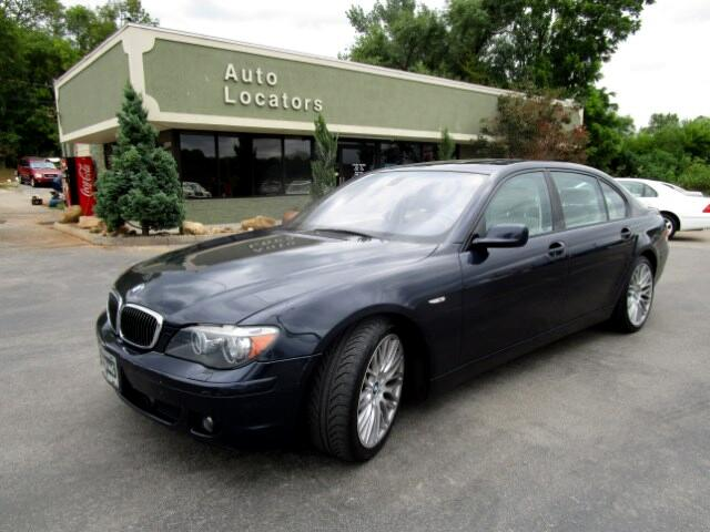 2007 BMW 7-Series Please feel free to contact us toll free at 866-223-9565 for more information abo