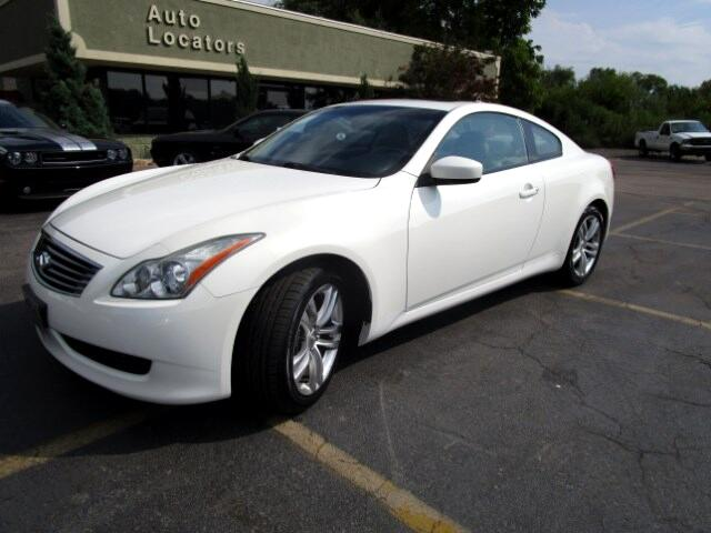 2009 Infiniti G Coupe Please feel free to contact us toll free at 866-223-9565 for more information