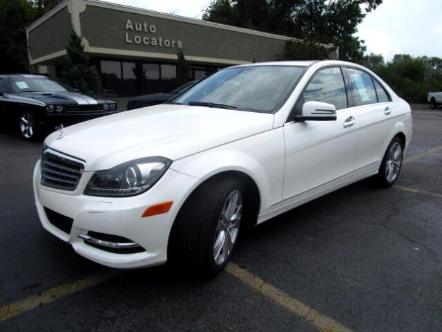 2012 Mercedes C-Class Please feel free to contact us toll free at 866-223-9565 for more information