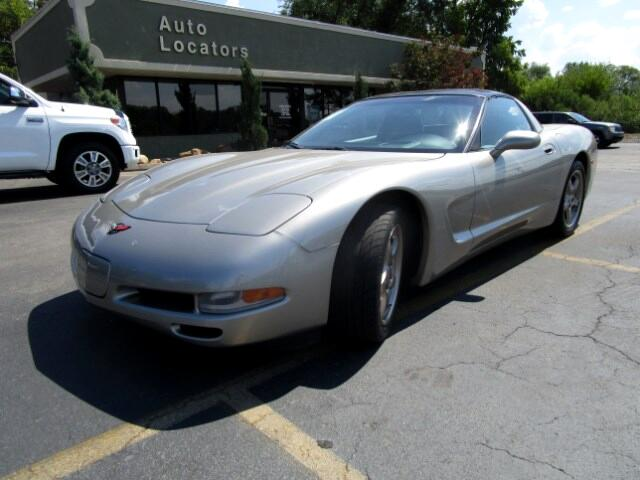 2000 Chevrolet Corvette Please feel free to contact us toll free at 866-223-9565 for more informati