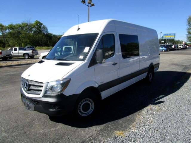 2014 Mercedes Sprinter Please feel free to contact us toll free at 866-223-9565 for more informatio