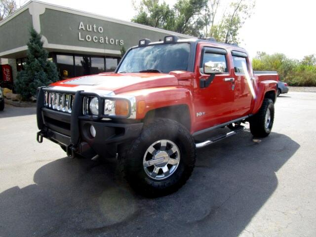 2009 HUMMER H3T This Truck Has a salvage TitleThere are many reasons an insurance company will