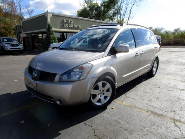 2006 Nissan Quest Please feel free to contact us toll free at 866-223-9565 for more information abo