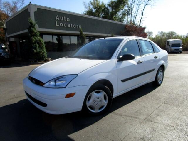2001 Ford Focus Please feel free to contact us toll free at 866-223-9565 for more information about