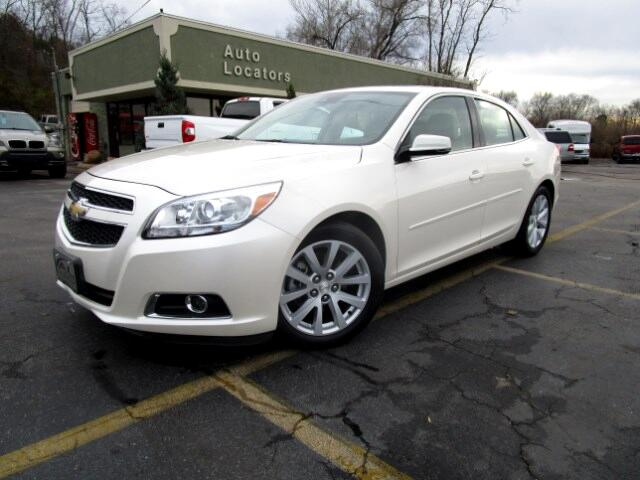 2013 Chevrolet Malibu Please feel free to contact us toll free at 866-223-9565 for more information