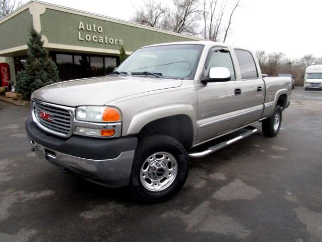 2002 GMC Sierra 2500HD Please feel free to contact us toll free at 866-223-9565 for more informatio