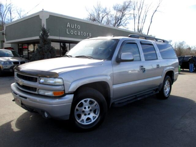 used 2005 chevrolet suburban 4wd for sale in louisville tn. Black Bedroom Furniture Sets. Home Design Ideas