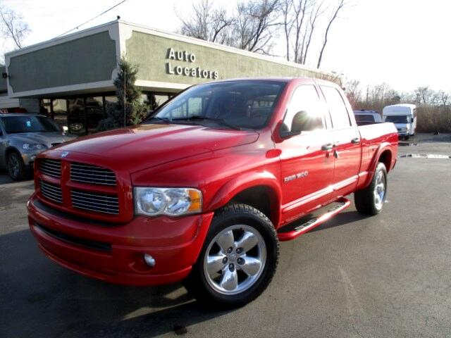 2005 Dodge Ram 1500 Please feel free to contact us toll free at 866-223-9565 for more information a
