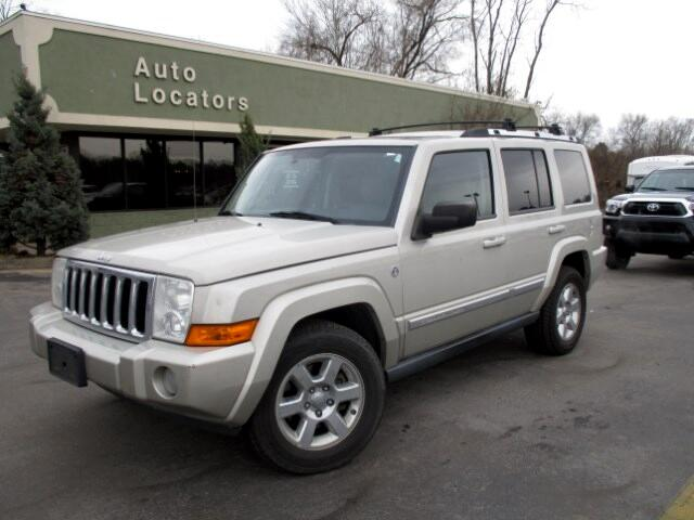 2007 Jeep Commander Please feel free to contact us toll free at 866-223-9565 for more information a