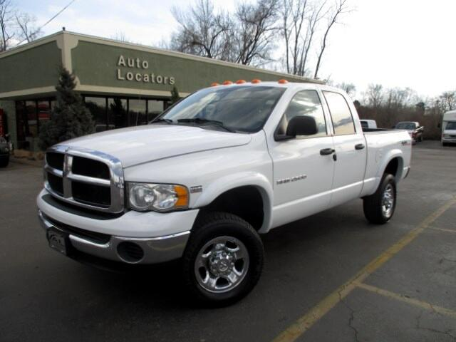 2005 Dodge Ram 2500 Please feel free to contact us toll free at 866-223-9565 for more information a