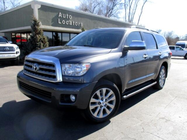 2011 Toyota Sequoia Please feel free to contact us toll free at 866-223-9565 for more information a