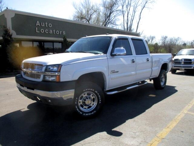 2004 Chevrolet Silverado 2500HD Please feel free to contact us toll free at 866-223-9565 for more i