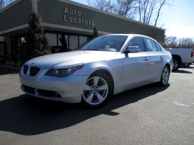 2007 BMW 5-Series Please feel free to contact us toll free at 866-223-9565 for more information abo