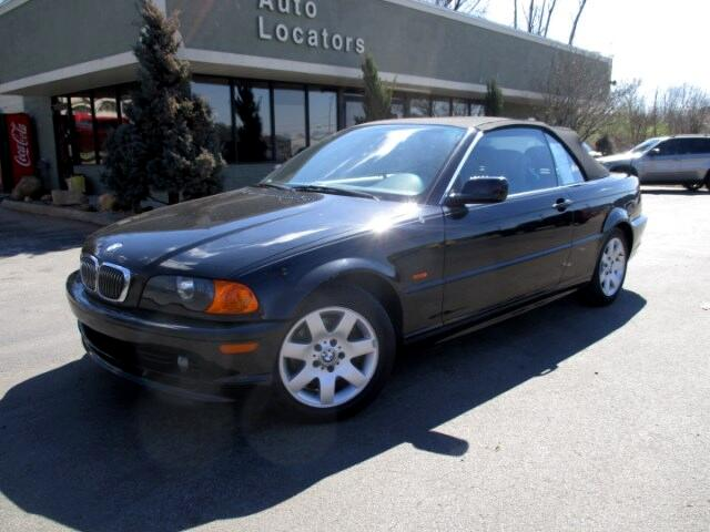 2002 BMW 3-Series Please feel free to contact us toll free at 866-223-9565 for more information abo