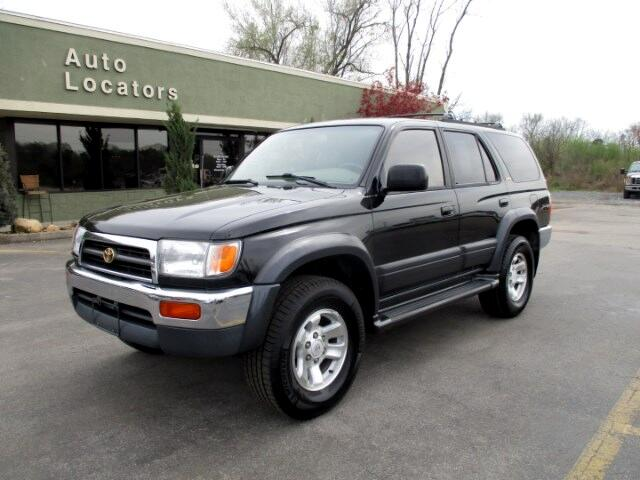 1998 Toyota 4Runner Please feel free to contact us toll free at 866-223-9565 for more information a