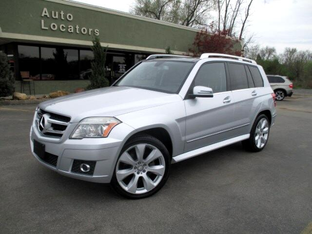 2010 Mercedes GLK-Class Please feel free to contact us toll free at 866-223-9565 for more informati