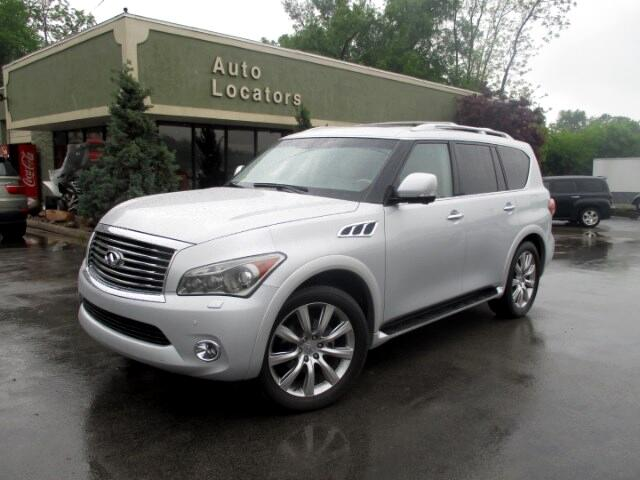2011 Infiniti QX56 Please feel free to contact us toll free at 866-223-9565 for more information ab