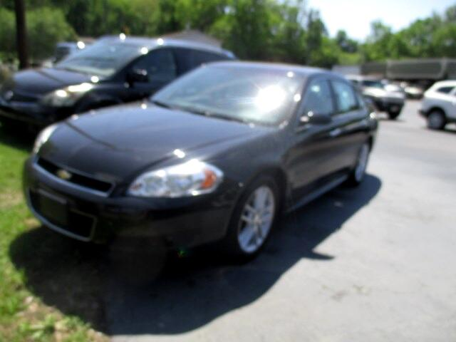 2012 Chevrolet Impala Please feel free to contact us toll free at 866-223-9565 for more information