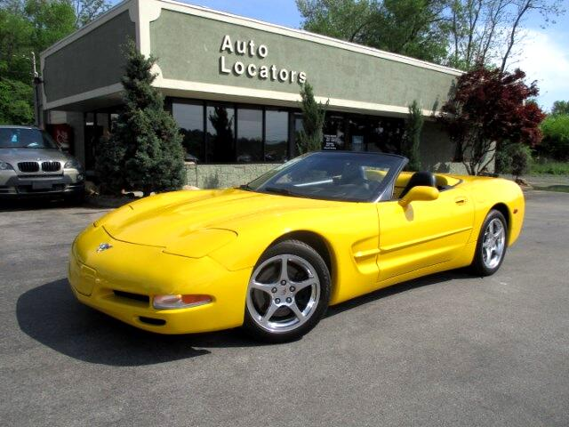 2003 Chevrolet Corvette Please feel free to contact us toll free at 866-223-9565 for more informati