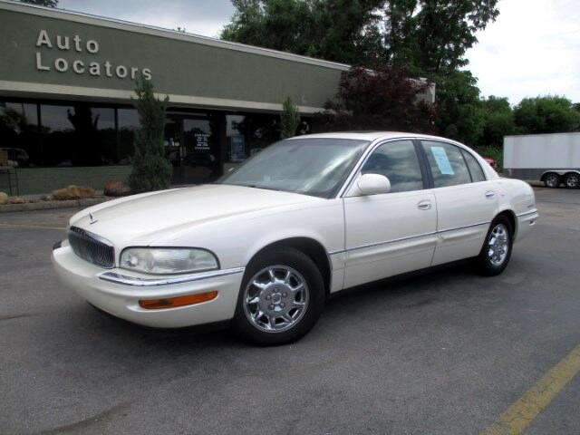 2001 Buick Park Avenue Please feel free to contact us toll free at 866-223-9565 for more informatio
