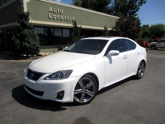 2012 Lexus IS Please feel free to contact us toll free at 866-223-9565 for more information about t