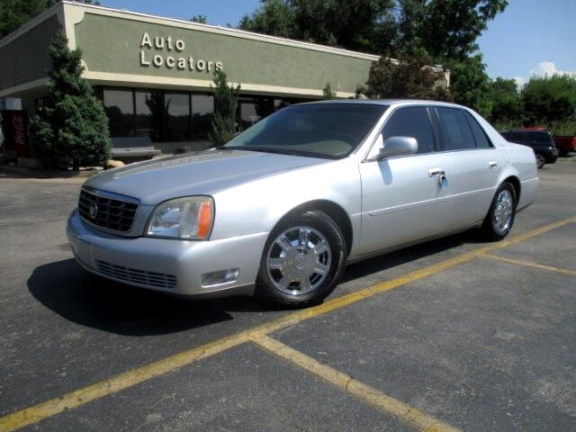 2003 Cadillac DeVille Please feel free to contact us toll free at 866-223-9565 for more information