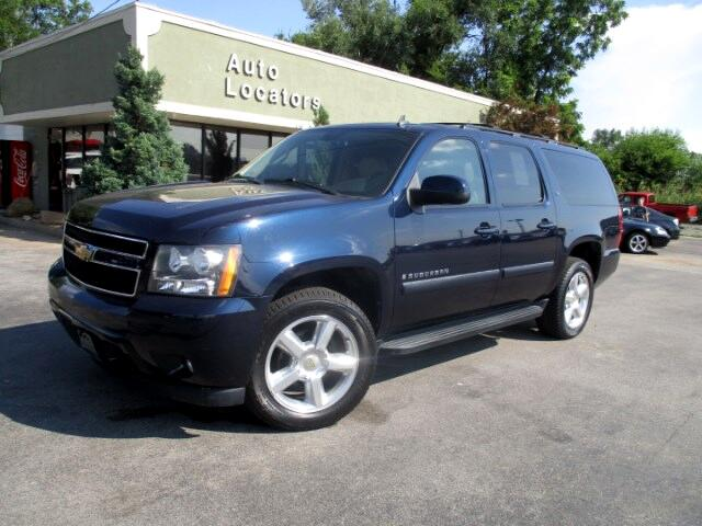 2008 Chevrolet Suburban Please feel free to contact us toll free at 866-223-9565 for more informati