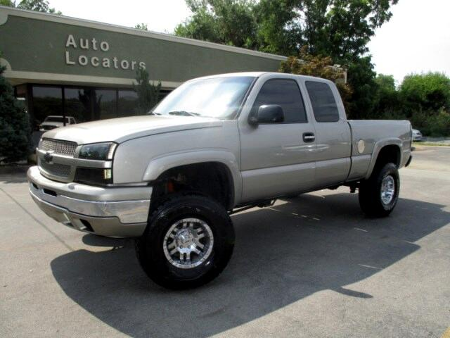 2003 Chevrolet Silverado 1500 Please feel free to contact us toll free at 866-223-9565 for more inf