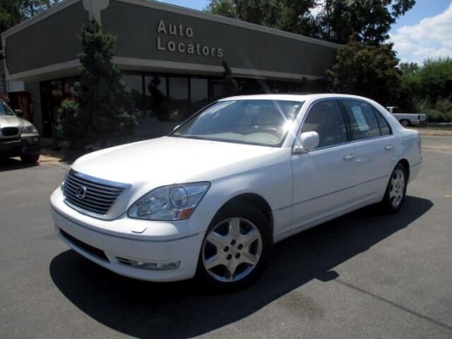 2004 Lexus LS 430 Please feel free to contact us toll free at 866-223-9565 for more information abo